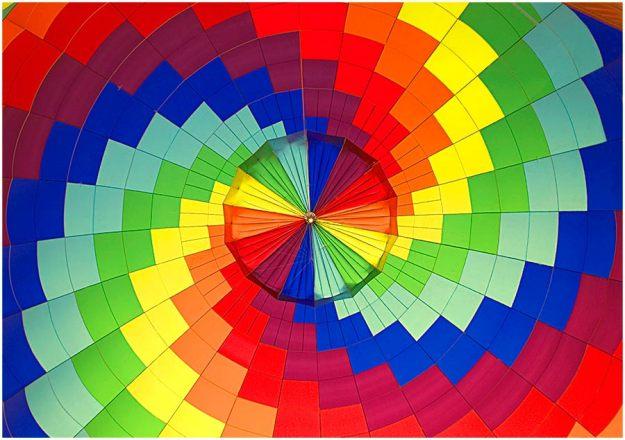 Hot Air Balloon 2004 - 1/160 at f/6.3, ISO 125